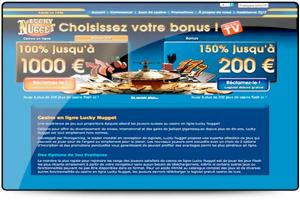 Lucky Nugget Casino En Ligne